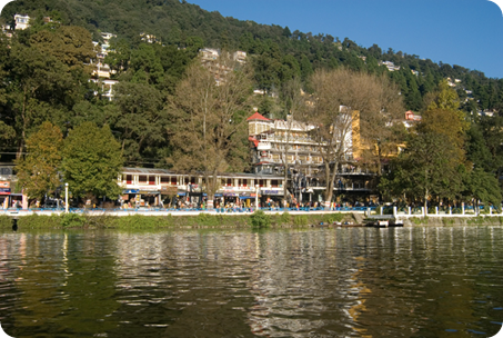Shopping In Nainital