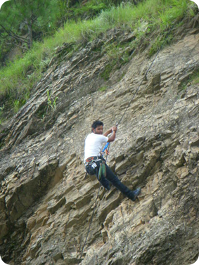 Adventure in Nainital