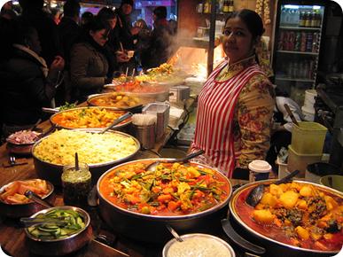 Cuisines of Nainital
