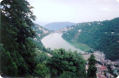 History of Nainital